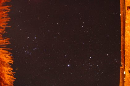 Sternenhimmel von San Pedro de Atacama